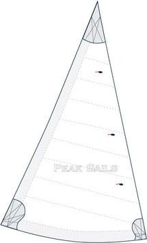 Hunter 27 Tall Rig Coastal Cruise 150% Furling Genoa