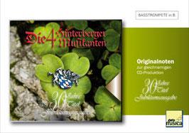 Jubiläums CD, 30 Jahre - 30 Titel (Notenheft Nr. 9)