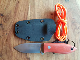 Joker Orange BS9 AVISPA Neckknife; CN117