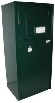 Boîte S Vert - RAL 6005