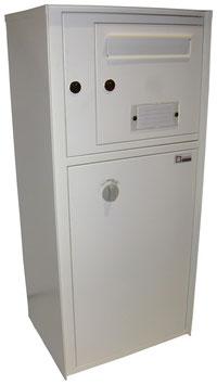 Boîte S Blanc - RAL 9010