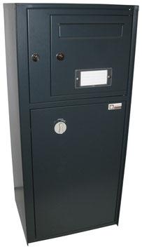 Boîte S Gris - RAL 7016