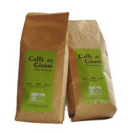Pobier - Sortiment BIO Kaffee