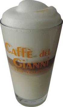 Caffe del Gianni Latte Macchiato Glas