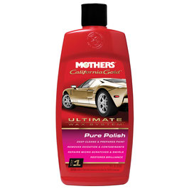 Mothers California Gold Pure Polish - 473ml