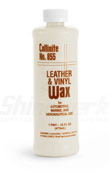 Collinite No. 855 Leather and Vinyl Wax - 473ml