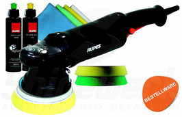 Rupes BigFoot LHR 15ES Exzenter Poliermaschine, Standardkit