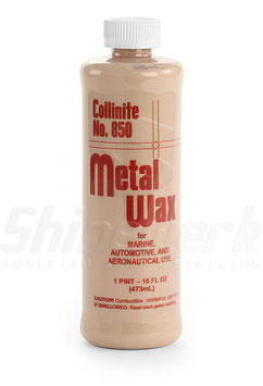 Collinite No. 850 Metal Wax - 473ml