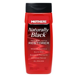 Mothers Naturally Black Kunststoffpflege - 354ml