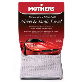 Mothers Wheel and Jamb Towel