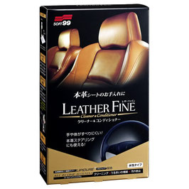 Leather Fine-Cleaner - 100ml