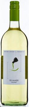 Sommerwein Rivaner -trocken- 2020 Bestell-Nr. 0121