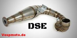 DSE Rennauspuff - für Vespa PX 200