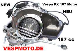Motor 187 ccm für alle Vespa Modelle