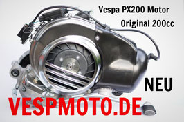 Vespa PX 200 Engine Basic - as replacement for the Original