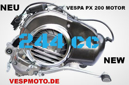 PT Motor 244 cc - Kit cilíndrico Quattrini - Vespa PX 200