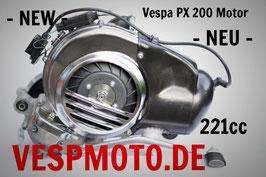 Motor 221 ccm - Malossi - Vespa PX 200