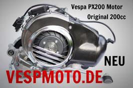 Motor 200 - Original 12 PS - Vespa PX 200