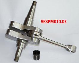 Glockenwelle Langhub 60 mm Mazzucchelli Kurbelwelle Vespa PX 200