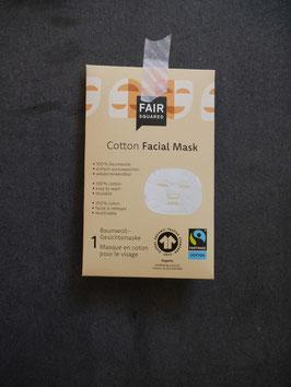 Gesichtsmaske aus Baumwolle - NEUHEIT