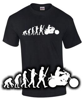 VS 1400 Intruder EVOLUTION T-Shirt Motorrad Treffen Tuning Zubehör fun vs 1400 , für Suzuki Biker