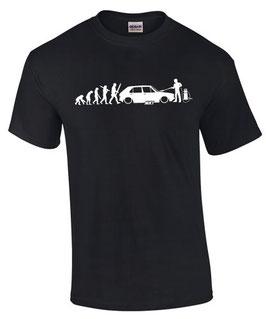 Golf 1 T-Shirt EVOLUTION MK1 Tuning Teile Zubehör gti mk 1 , für VW Golf