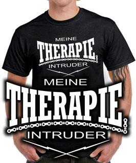 T-Shirt MEINE THERAPIE INTRUDER Tuning Teile Zubehör 800 1400 1500 1800 , für Suzuki Fans