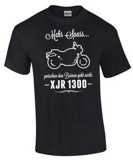 T-Shirt MEHR SPAß XJR 1300 Tuning Teile Zubehör xjr1300 , für Yamaha Biker