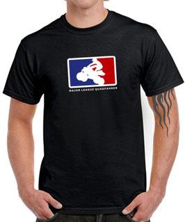 T-Shirt MAJOR LEAGUE QUADFAHRER Quad Tuning Spruch