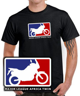 T-Shirt AFRICA TWIN MAJOR LEAGUE Tuning Teile Zubehör crf1000L crf 1000 L, für Honda Biker