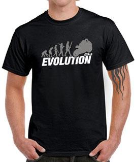 T-Shirt EVOLUTION GSX-R Tuning 125 600 750 1000 1100 1300 Teile Zubehör Motorrad gsxr , für Suzuki Biker