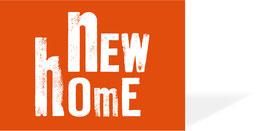 """Karte """"New Home"""""""