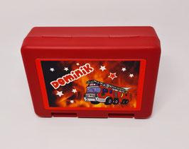 Znünibox Fotodruck Feuerwehr