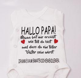 Body Hallo Papa