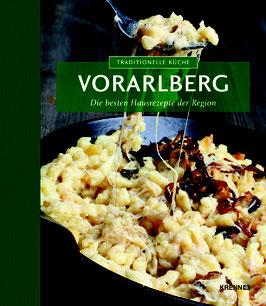 Kochbuch Traditionelle Küche Vorarlberg