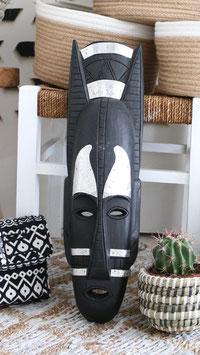 ♥ Boho chic ♥  Holzmaske