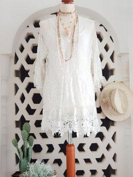 Kleid Tunika aus Spitze No.2