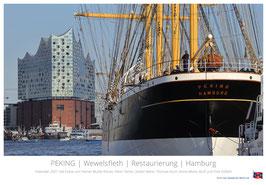 PEKING ǀ Wewelsfleth ǀ Restaurierung ǀ Hamburg