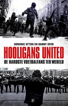 Hooligans United tweedehands goede staat van Danny Dyer, bekend van de film the Football Factory