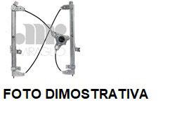 Meccanismo Alzavetro Elettrico Post / Sx