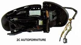 Corpo Specchio Dx Termico Elettrico c/Memoria Termico Abbattibile