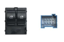 Pulsantiera  2 Interruttori Porta Anteriore Sx 8 Pin