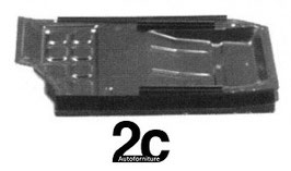 Pianale Assemblato Sx  500 F/L/R