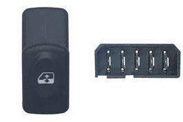 Interruttore Porta Anteriore Dx/Sx 5 Pins