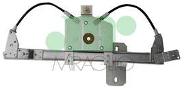 Meccanismo Alzavetro Elettrico Post /Sx