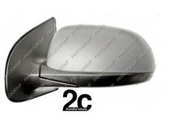 Specchio Sx  Elettrico  C/Primer 3 Pin