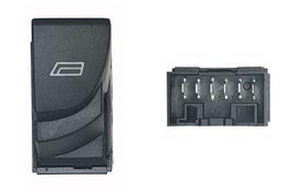 Interruttore Porta Anteriore Dx/Sx 6 Pin Connettore Nero