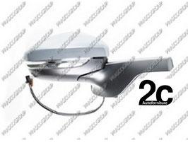 Specchio Dx  Elettrico Termico C/Primer +Fanalino e Sonda