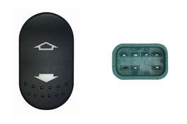 Interruttore Porta  Anteriore Dx 6 Pin