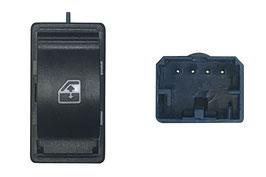 Interruttore Porta Anteriore Dx 4 Pin Connettore Nero